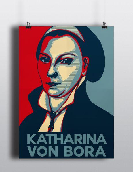 Poster Katharina von Bora