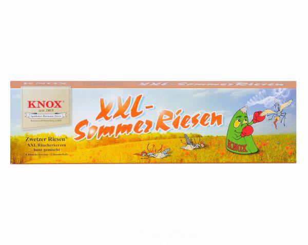 Zwetzer Sommerriesen XXL Räucherkerzen