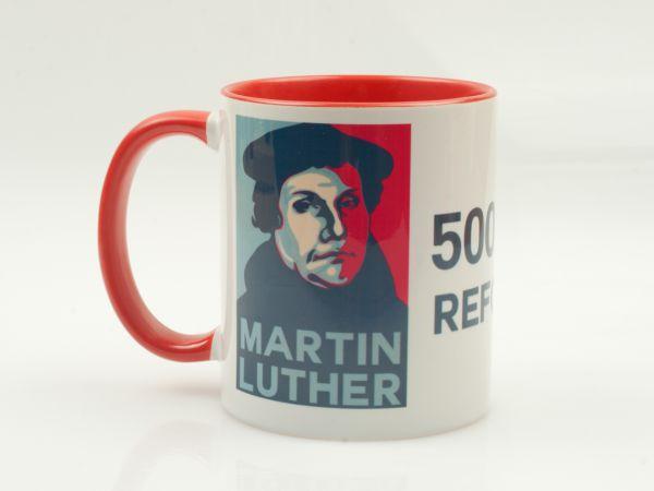 Tasse Martin Luther 500 Jahre Reformation